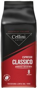 Cellini Espresso Classico ganze Bohnen 1 kg