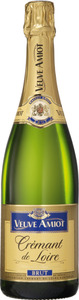 Veuve Amiot Cremant de Loire Brut 0,75 ltr