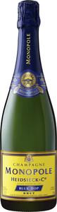Heidsieck Monopole Blue Top Champagner Brut 0,75 ltr