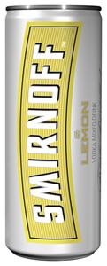 Smirnoff & Lemon 250 ml