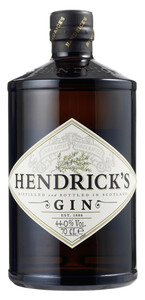 Hendricks Gin made in Scotland 0,7 ltr
