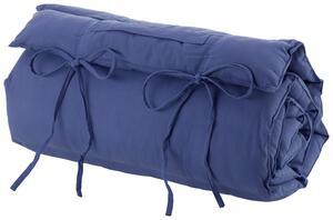 Strandmatte Uni in Blau ca. 60x180cm
