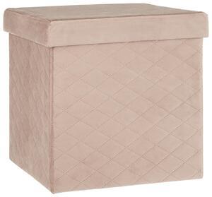 Faltbox Velvet in Pink