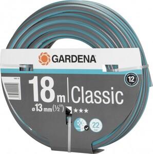 """Gardena Schlauch Classic ,  13 mm (1/2""""), 18001-20"""