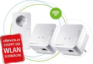 Magic 1 WiFi mini Multiroom Kit Power WLAN