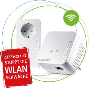 Magic 1 WiFi mini Starter Kit Power WLAN
