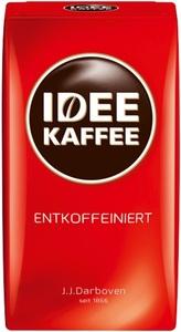 Darboven Idee Kaffee Entkoffeiniert gemahlen 500 g