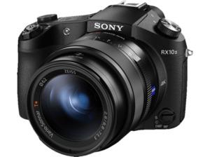 SONY Cyber-shot DSC-RX10 M2 Zeiss Bridgekamera, 20.2 Megapixel in Schwarz