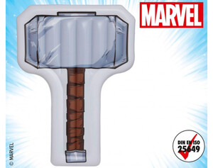MARVEL Luftmatratze Thor's Hammer