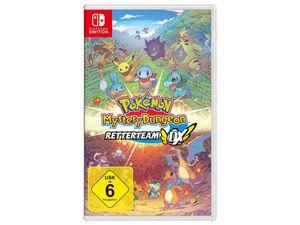 Nintendo Pokémon Mystery Dungeon: Retterteam DX