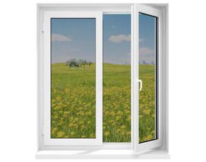 Magnet-Fliegengitter für Fenster