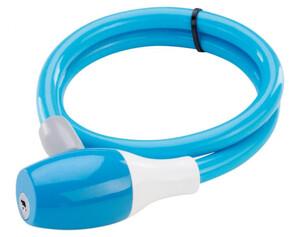 Kinder-Kabelschloss blau