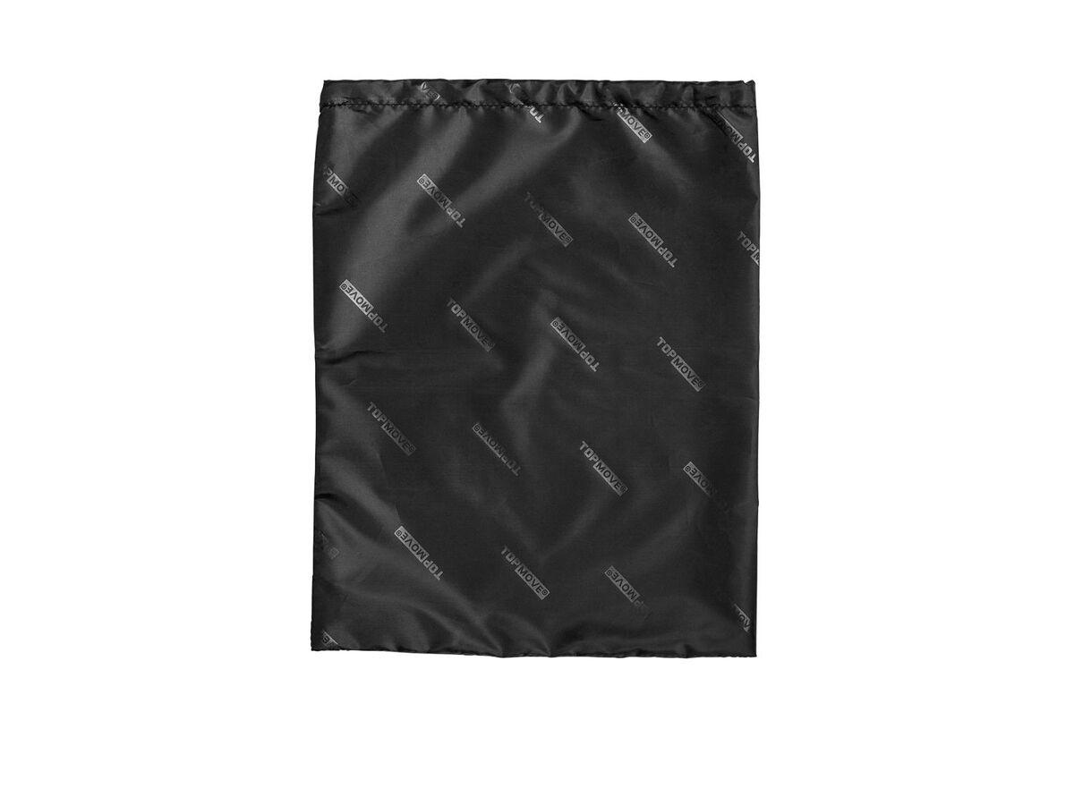 Bild 10 von TOPMOVE® Trolley Koffer, 35 l Volumen, 4 Rollen, mit Zahlenschloss, schwarz