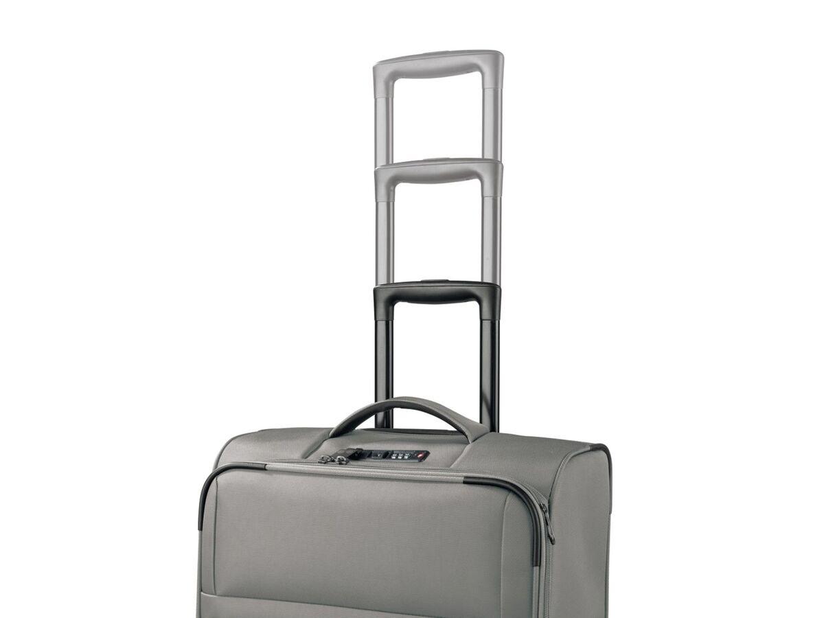 Bild 4 von TOPMOVE® Koffer, 62 l Volumen, 4 Rollen, mit Zahlenschloss, grau