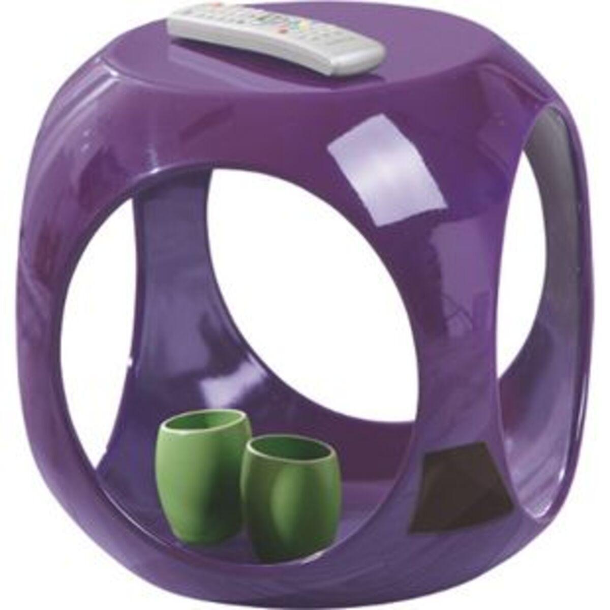Bild 2 von Inter Link Beistelltisch Nono rund Ultra Violet