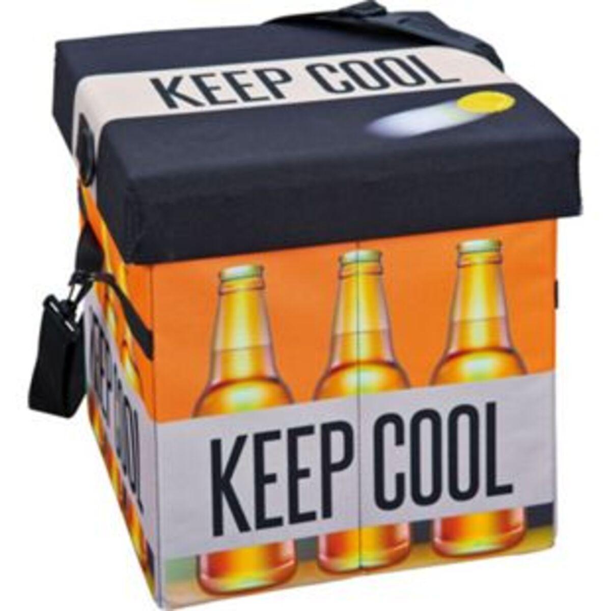 Bild 2 von Inter Link Faltkiste Fanbox II Bier