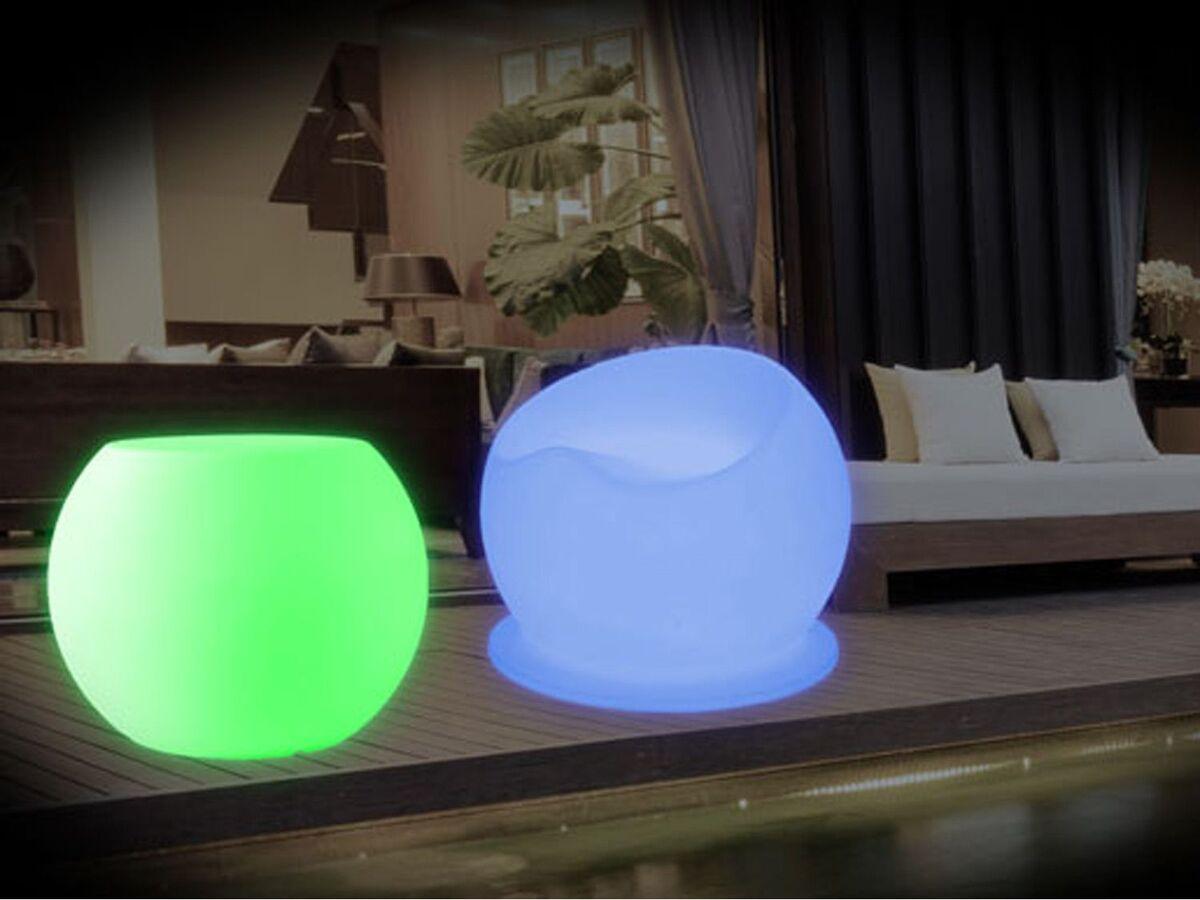 Bild 5 von LIVARNO LUX® Loungesessel, beleuchtet, dimmbar, Farbwechselprogramme, mit Akku