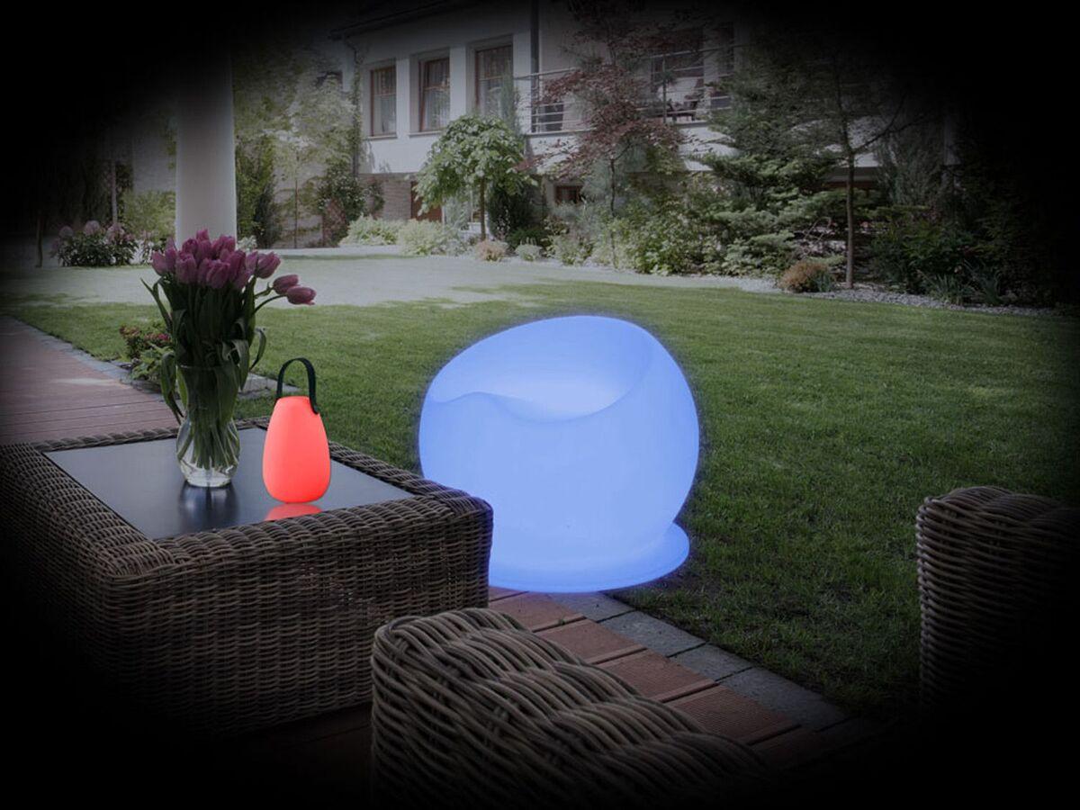 Bild 6 von LIVARNO LUX® Loungesessel, beleuchtet, dimmbar, Farbwechselprogramme, mit Akku