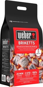 Weber Grillbriketts ,  4 kg