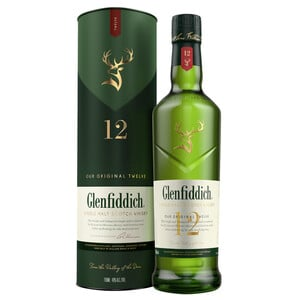 Glenfiddich 12 Jahre Signature Single Malt 0,7 ltr