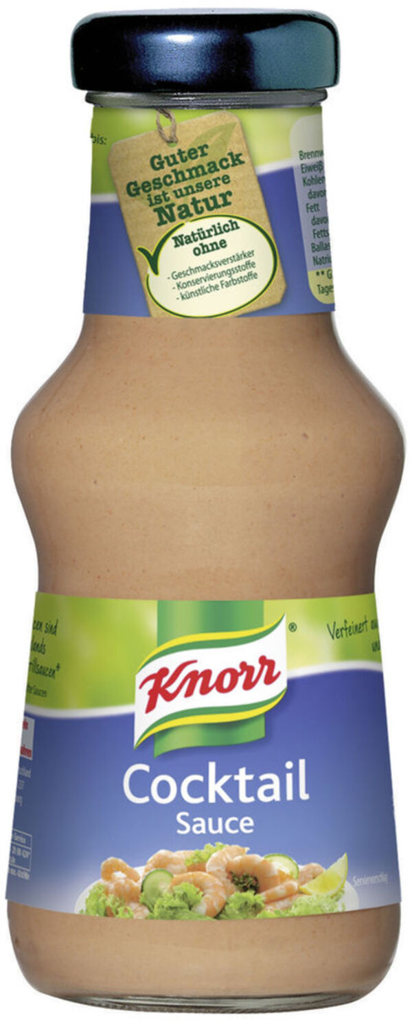 Knorr Cocktail Sauce 250 ml
