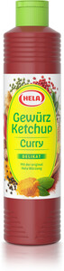 Hela Curry Gewürz Ketchup delikat 800 ml