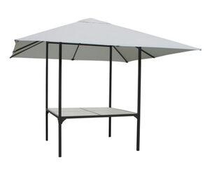 Leco-Dining-Pavillon, ca. 3 x 3 m