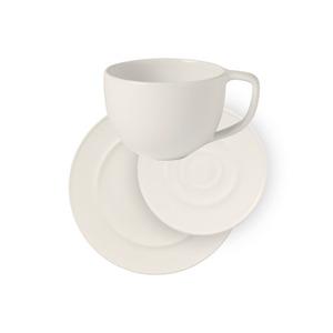 Villeroy & Boch Kaffeeservice Neo White 18tlg