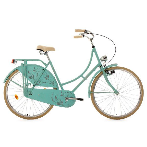 KS Cycling Hollandrad Singlespeed Tussaud 28 Zoll für Damen
