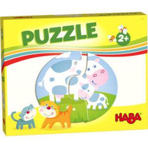 HABA Lieblingsspiele - Puzzles Bauernhof HABA 303762