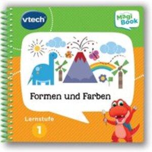 Vtech MagiBook Formen und Farben Lernstufe 1