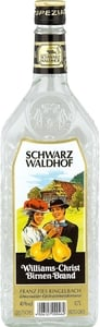 Fies Schwarzwaldhof Williams Christ Birnen Brand 0,7 ltr