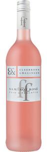 Cleebronn Güglingen Fein & Fruchtig Samtrot Rosé 2019 0,75 ltr