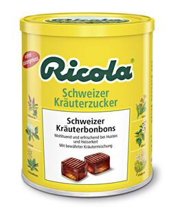Ricola Kräuterzucker in der Dose 250 g