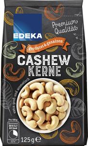 EDEKA Cashew Kerne geröstet & gesalzen 125 g
