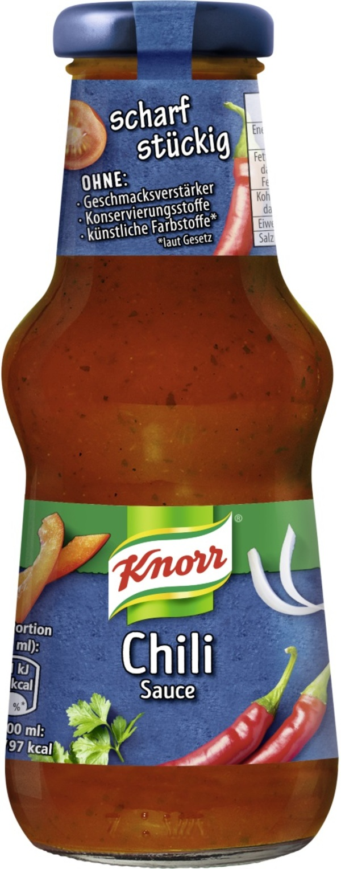 Knorr Chili Sauce 250 ml