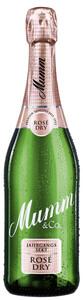 Mumm Rosé Dry Jahrgangssekt Trocken 0.75 ltr