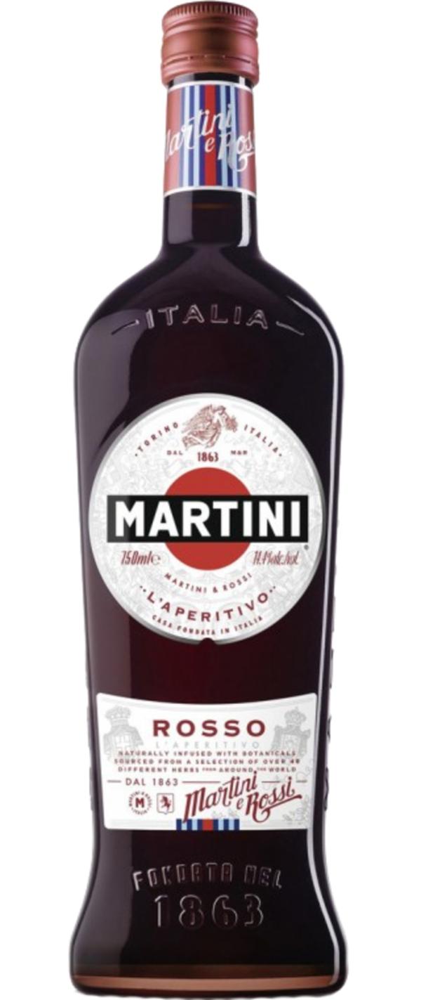 Martini Rosso 0,75 ltr
