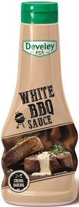Develey BBQ Sauce White 250 ml