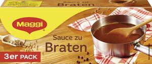 Maggi Sauce zu Braten ergibt 3x 250 ml