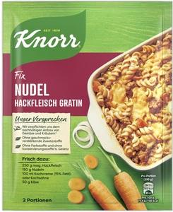 Knorr Fix für Nudel-Hackfleisch-Gratin 36 g