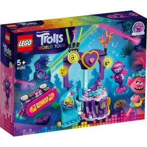 LEGO® Trolls World Tour 41250 - Party am Techno Riff