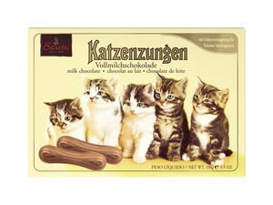 Sarotti Katzenzungen Vollmilch 100 g
