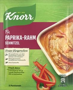 Knorr Fix für Paprika-Rahmschnitzel 43 g