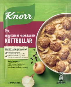 Knorr Fix für Schwedische Hackbällchen Köttbullar 49 g