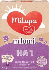 Milupa milumil HA1 Anfangsnahrung