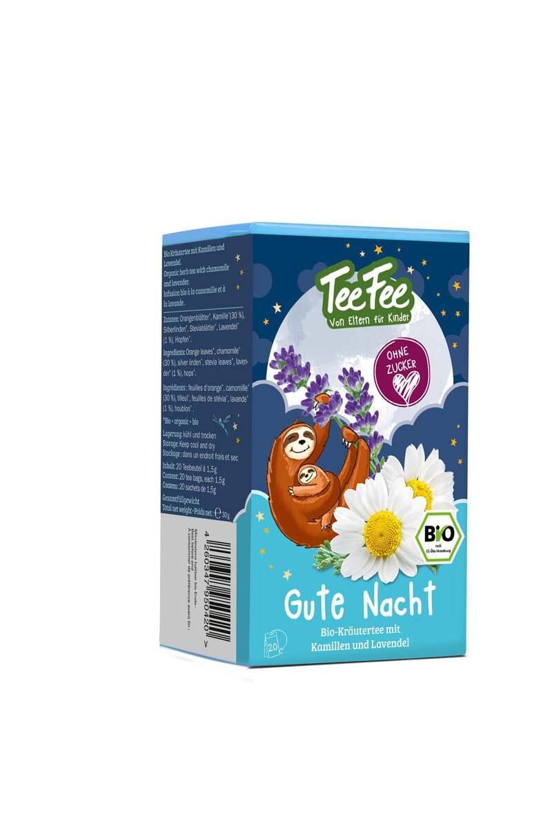 Bild 2 von TeeFee Bio Gute Nacht Kräutertee