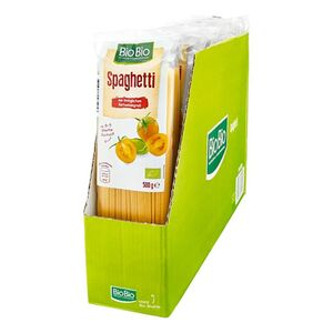BioBio Spaghetti 500 g, 15er Pack