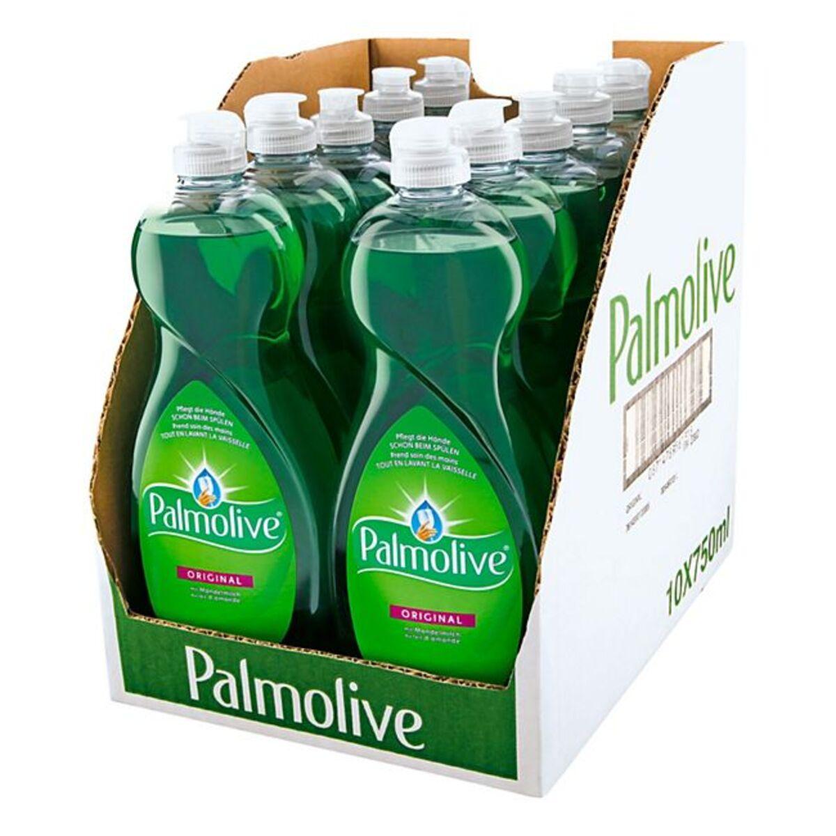 Bild 1 von Palmolive Spülmittel Original 750 ml, 10er Pack