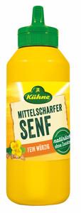 Kühne Senf mittelscharf 250 ml